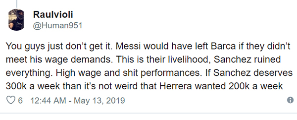Herrera mức lương PSG, chuyển nhượng MU, chuyển nhượng Man United, MU, Man United, PSG, Herrera, tiết lộ mức lương Herrera, Herrera PSG, Alexis Sanchez, Ed Woodward