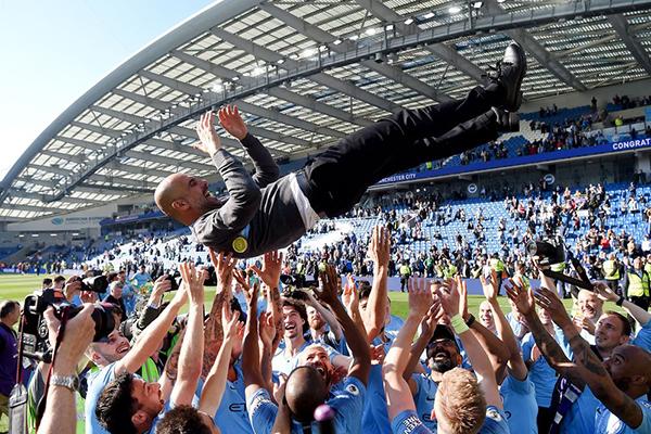 Man City ăn ba, kết quả Man City vs Watford, Man City Pep Guardiola, Man City, cúp FA, Ngoại hạng Anh, Cúp C1, Man City cúp C1, Guardiola Cúp C1, Pep danh hiệu Man City