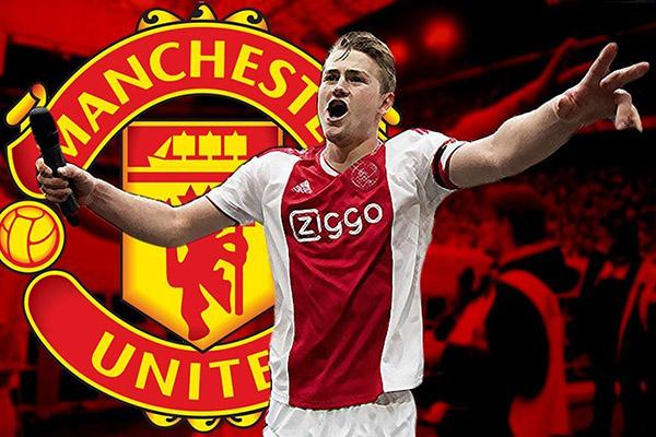 Chuyển nhượng MU, chuyển nhượng Man United, MU, M.U, Man United, MU mua De Ligt, MU mua Griezmann, Đổi Pogba lấy Dybala và Alex Sandro, James Rodriguez, Richarlison