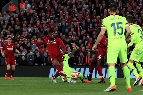 Liverpool vs Barca, kết quả Liverpool vs Barca, video Liverpool vs Barca, Liverpool 4-0 Barca, Liverpool 4-0 Barcelona, Video Liverpool vs Barcelona,  kết quả Cúp C1, C1