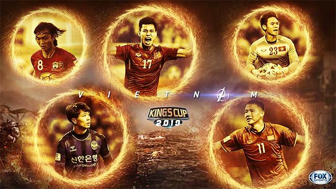Việt Nam đấu với Thái Lan: 5 cầu thủ khát khao ''ghi điểm'' với HLV Park Hang Seo nhất