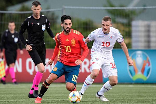 Kết quả bóng đá hôm nay, Kết quả bóng đá, ket qua bong da, kết quả Tây Ban Nha đấu với Thụy Điển, ket qua Tây Ban Nha vs Thụy Điển, Tây Ban Nha vs Thụy Điển, kqbd