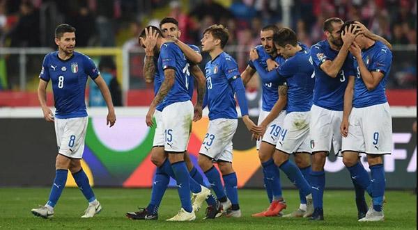 kết quả bóng đá hôm nay, kết quả bóng đá, ket qua bong da, kết quả Ý đấu với Bosnia, kết quả Ý vs Bosnia, EURO 2020, World Cup 2022, giao hữu, U20 World Cup, kqbd