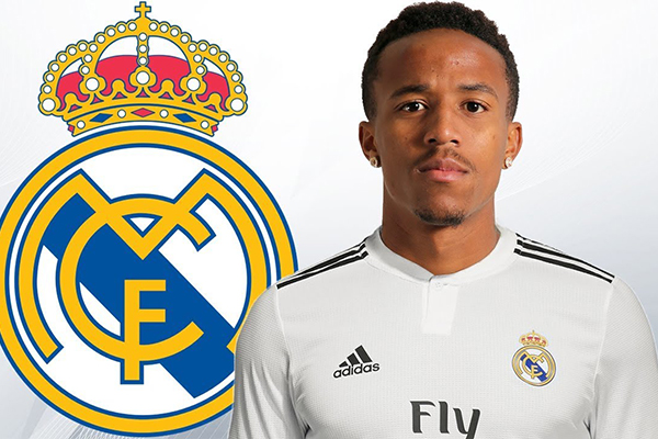 Real Madrid, chuyển nhượng Real Madrid, chuyển nhượng Real, Ferland Mendy, Eden Hazard, Eder Militao, Rodrygo, Luka Jovic, 400 triệu euro, Florentino Perez, Zidane