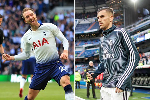 Real, chuyển nhượng Real, Real Madrid, chuyển nhượng Real Madrid, tin chuyển nhượng Real, Real mua Eriksen, Real mua Pogba, James Rodriguez tới Napoli, Casemiro, Bale