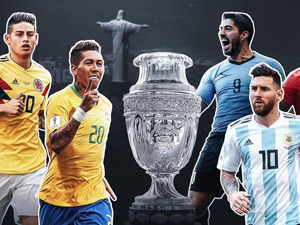 Lịch thi đấu Copa America 2019: Vòng tứ kết Copa America 2019 đá theo thể thức đặc biệt