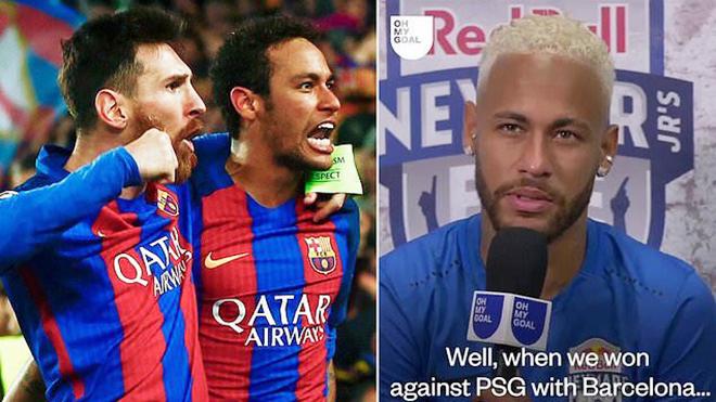 Barca, chuyển nhượng Barca, Barcelona, chuyển nhượng Barcelona, Neymar trở lại Barca, PSG bán Neymar, Neymar, PSG, Neymar ký ức, Barcelona 6-1 PSG, Barca ngược dòng PSG