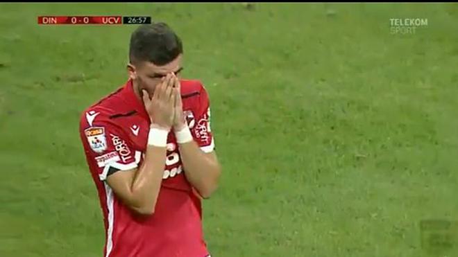 HLV bị đau tim, HLV Dinamo Bucharest, Dinamo Bucharest vs Craiova, HLV đột quỵ vì đau tim, Eugen Neagoe, HLV bị bệnh tim, Dinamo Bucharest, giải vô địch Romania