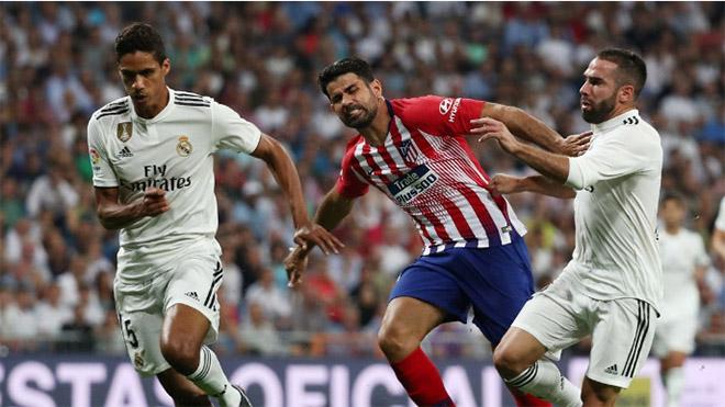 truc tiep bong da, trực tiếp bóng đá, Real Madrid vs Atletico, Real vs Atletico, truc tiep bong da hôm nay, xem trực tiếp Real vs Atletico ở đâu, trực tiếp ICC 2019