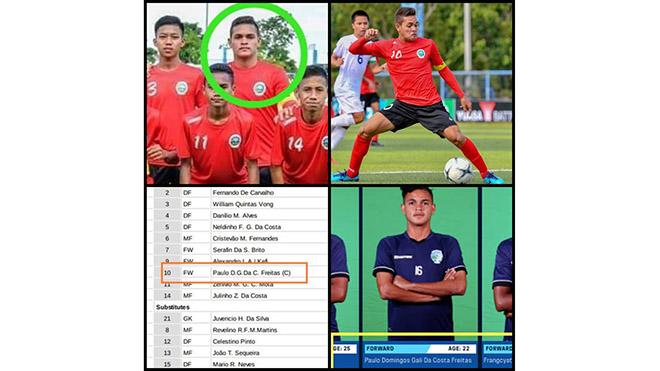 U15 Đông Nam Á, lịch thi đấu U15 Đông Nam Á, gian lận tuổi ở U15 Đông Nam Á, U15 Timor Leste gian lận tổi, gian lận tuổi, ăn gian tuổi, U15 Việt Nam vs U15 Timor Leste