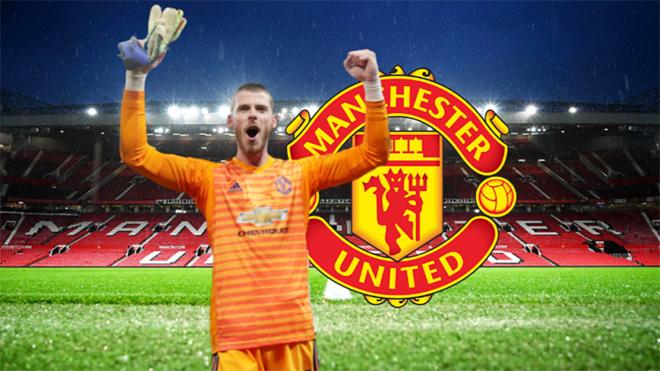 MU, chuyển nhượng MU, Man United, chuyển nhượng Man United, M.U, chuyển nhượng, De Gea, De Gea ở lại, De Gea gia hạn, De Gea nhận lương cao kỷ lục,  MU giữ chân De Gea