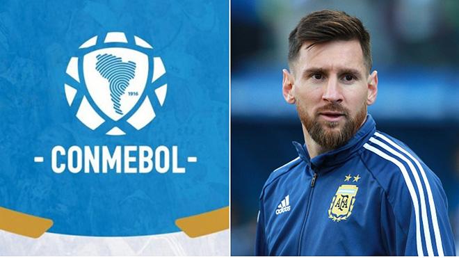 Copa America 2019: Messi có thể bị treo giò 2 năm vì chỉ trích CONMEBOL là 'ô uế, tham nhũng'
