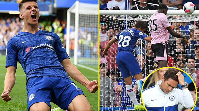 Bong da, bóng đá, lich thi dau bong da hom nay, lịch thi đấu bóng đá hôm nay, Chelsea, Chelsea vs Leicester, Chelsea 1-1 Leicester, MU 4-0 Chelsea, Lampard, Mason Mount
