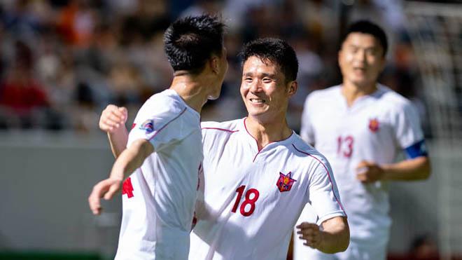 Đối thủ của Hà Nội FC ở chung kết liên khu vực AFC Cup: Không ngoại binh, giàu thành tích nhất Triều Tiên