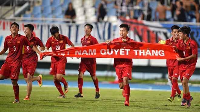 Lịch thi đấu bóng đá vòng loại U16 châu Á bảng H. Trực tiếp U16 Việt Nam