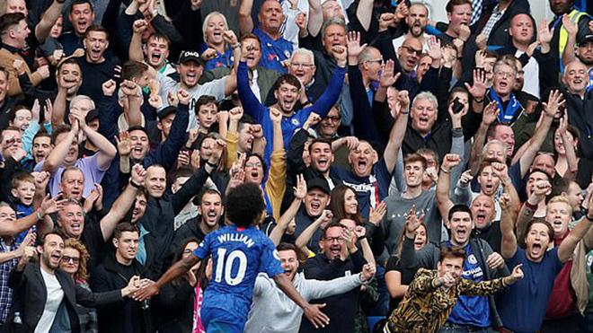 Bong da, bóng đá, ket qua bong da, kết quả bóng đá, Chelsea vs Brighton, Chelsea 2-0 Brighton, kết quả bóng đá Anh, kết quả Ngoại hạng anh, BXH bóng đá Ngoại hạng Anh, K+