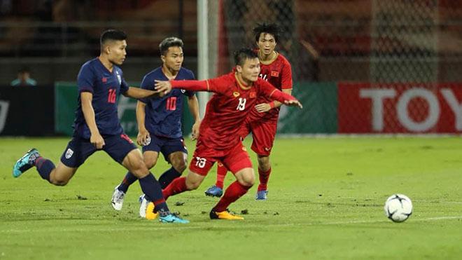 Tiêu điểm: Thái Lan 0-0 Việt Nam: Đầu đã xuôi...