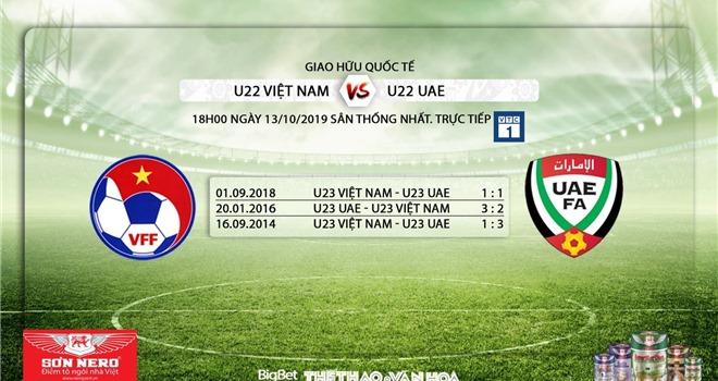 U22 Việt Nam đấu với U22 UAE, truc tiep bong da hôm nay, U22 Việt Nam vs UAE, trực tiếp bóng đá, VTC1, VTC3, VTV6, VTV5, xem bóng đá trực tuyến, lich bong da hom nay
