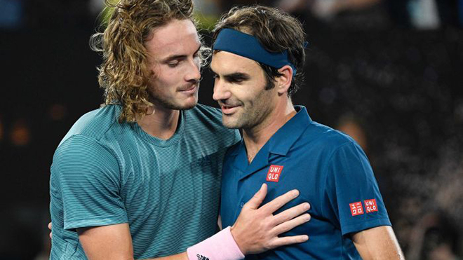 Federer, Tsitsipas, ATP Finals
