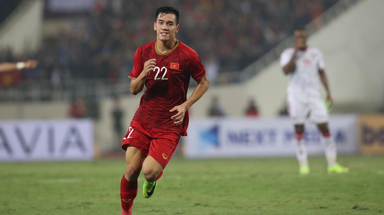 lịch thi đấu vòng loại World Cup 2022 bảng G, Việt Nam đấu với Thái Lan, trực tiếp bóng đá, bảng xếp hạng bảng G vòng loại World Cup 2022, Việt Nam vs Thái Lan, VTV6, Tiến Linh