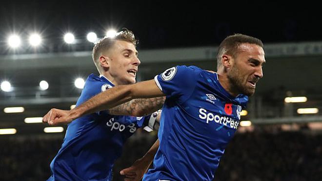 ket qua bóng đá, Everton 1-1 Tottenham, kết quả bóng đá Anh, Andre Gomes gãy chân, Son Heung Min, kết quả bóng đá hôm nay, bảng xếp hạng ngoại hạng Anh, chấn thương