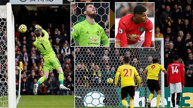 Kết quả bóng đá ngày 22/12, rạng sáng 23/12: MU thua sốc, Lampard khuất phục Mourinho