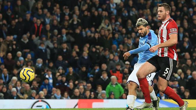Ket qua bong da, ket qua bong da hom nay, kết quả bóng đá, kết quả Ngoại hạng Anh, Man City Sheffield, video Man City 2-0 Sheffield, bxh bóng đá Anh, De Bruyne tỏa sáng