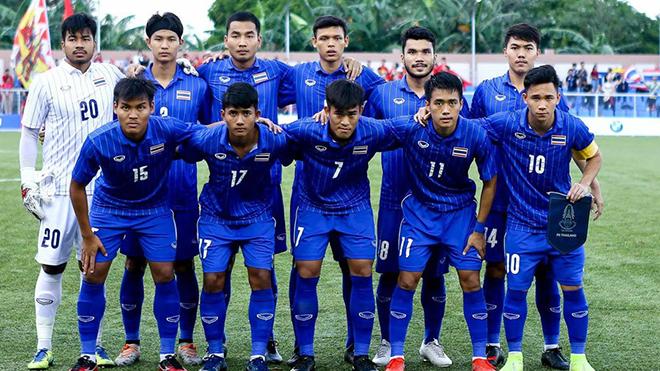 U23 Thái Lan, u23 châu Á, lịch thi đấu U23 châu Á