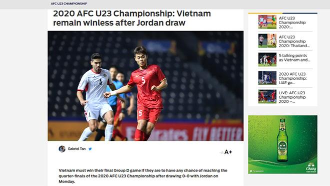 lich thi dau u23 chau A 2020 tren VTV, Lịch thi đấu VCK U23 châu Á 2020, truc tiep bong da, U23 Thái Lan vs Iraq, VTV6, bảng xếp hạng U23 châu Á, U23 Việt Nam, bong da