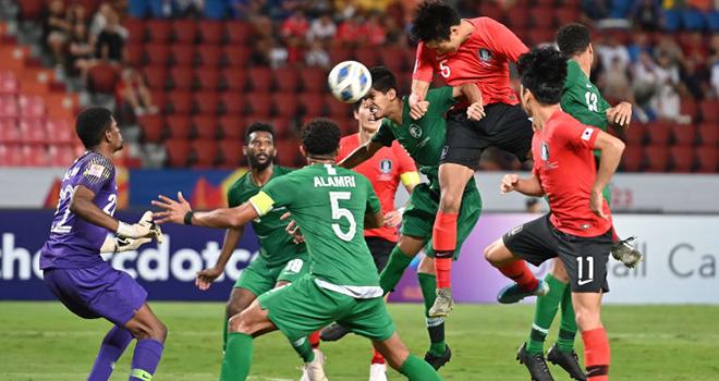 Kết quả chung kết U23 châu Á 2020, Video U23 Hàn Quốc 1-0 U23 Saudi Arabia, Hàn Quốc vs Saudi Arabia, Saudi Arabia vs Hàn Quốc, ket qua bong da, kết quả bóng đá, kqbd