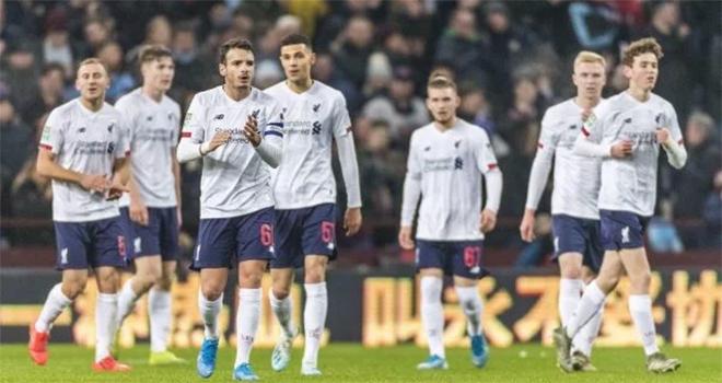 Bong da, bong da hom nay, Liverpool cử đội dự bị đá lại cúp FA, Liverpool đá lại cúp FA, Liverpool vs Shrewsbury, lịch thi đấu cúp FA, lịch đá lại cúp FA, bóng đá