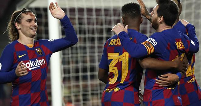 Ket qua bong da hom nay, ket qua bong da, kết quả bóng đá, Barcelona vs Leganes, Barca Leganes, video Barcelona 5-0 Leganes, kết quả cúp Nhà vua, bong da, bóng đá, kqbd