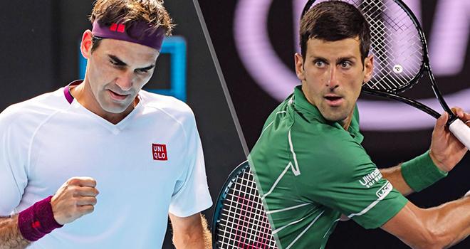truc tiep Uc mo rong 2020, lịch thi đấu tennis hôm nay, truc tiep tennis, Federer vs Djokovic, Federer đấu với Djokovic, xem tennis trực tuyến, Thể thao TV, TTTV