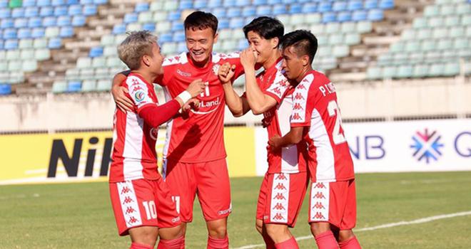 Ket qua bong da hom nay, kết quả bóng đá, Yangon United TPHCM, Bali United Quảng Ninh, video Yangon United TPHCM, Video Bali United Quảng Ninh, AFC Cup, Công Phượng, kqbd