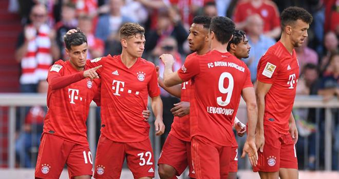 Ket qua bong da hom nay, Kết quả bóng đá, Bayern vs Paderborn, video Bayern 3-2 Paderborn, Kết quả bóng đá Đức, ket qua bong da, bxh bóng đá Đức, bóng đá, bong da, kqbd