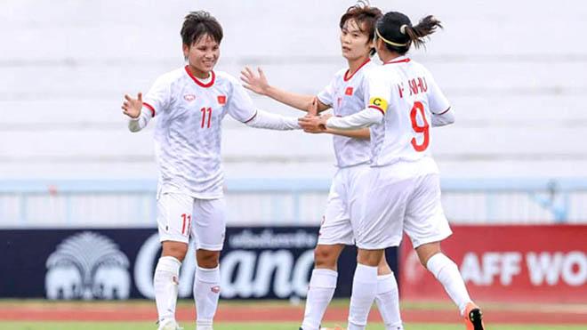 Lịch thi đấu vòng loại Olympic 2020 khu vực châu Á: trực tiếp Nữ Việt Nam vs Nữ Myanmar