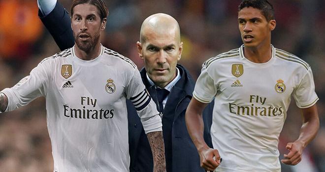 Bong da, bong da hom nay, lich thi dau bong da hom nay, Real Madrid, hàng thủ Real Madrid, Varane, Ramos, Lịch thi đấu La Liga, bảng xếp hạng Liga, bóng đá, Zidane