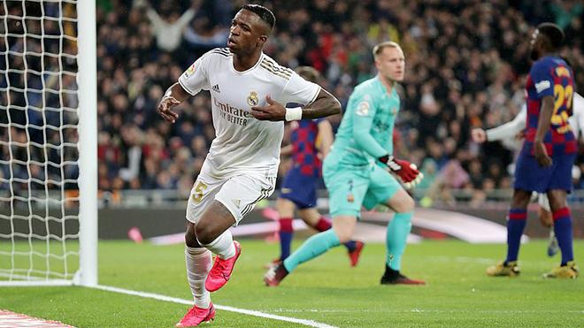Real Madrid 2-0 Barcelona: Messi bất lực, Real Madrid xóa dớp không thắng ở Kinh điển