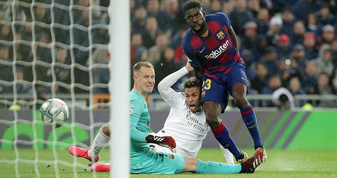 Ket qua bong da, Real Madrid vs Barcelona, Video Real Madrid 2-0 Barcelona, Kqbd, kết quả bóng đá, Real Barca, video Real Barca, kết quả La Liga, Kinh điển, BXH La Liga
