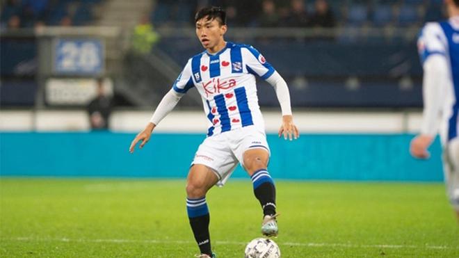 Văn Hậu chấn thương nặng trong trận thắng 9-1 của đội trẻ Heerenveen