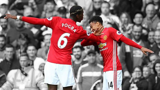 Pogba gây sốc khi khen Lingard là cầu thủ của những trận đấu lớn