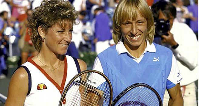 Quần vợt, Những kình địch lớn nhất trong lịch sử quần vợt, Federer vs Nadal, Wimbledon, tin tức quần vợt, tennis, tin tức tennis, Evert vs Navratilova, Borg vs McEnroe