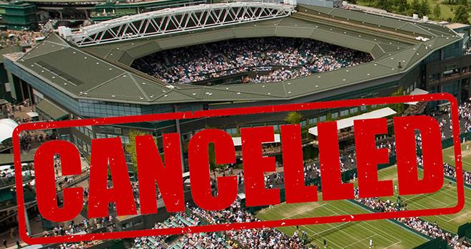 Covid-19, Đại dịch Covid-19, Thể thao thế giới, Wimbledon bị hủy vì Covid-19, tennis, quần vợt, Olympic, bong da, bóng đá, tin bóng đá, tin tức bóng đá, bóng đá hôm nay