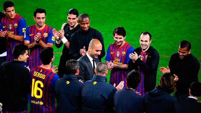 Stoitchkov: 'Guardiola thành công ở Barcelona nhờ may mắn'