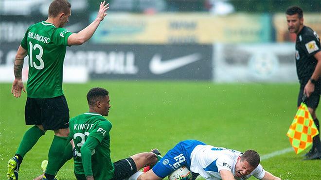 Để Filip Nguyễn dự bị, Slovan Liberec thua đau đội bét bảng