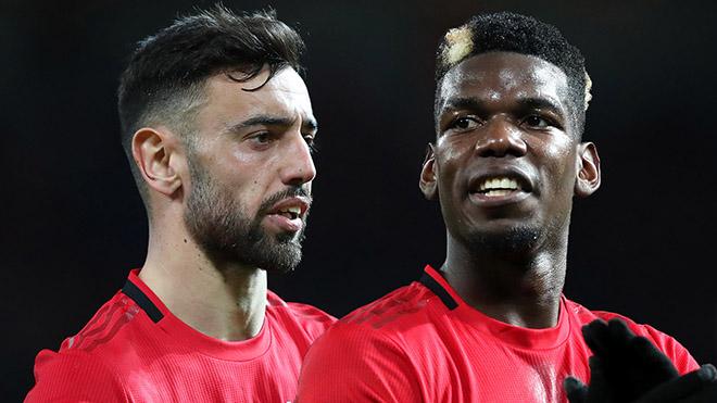 MU, Tin bóng đá MU, Bong da, Bóng đá, Fernandes vs Pogba, MU đuổi kịp Liverpool, Ole, bóng đá, tin tức bóng đá, Ngoại hạng Anh, chiến thuật MU, Liverpool, đội hình MU