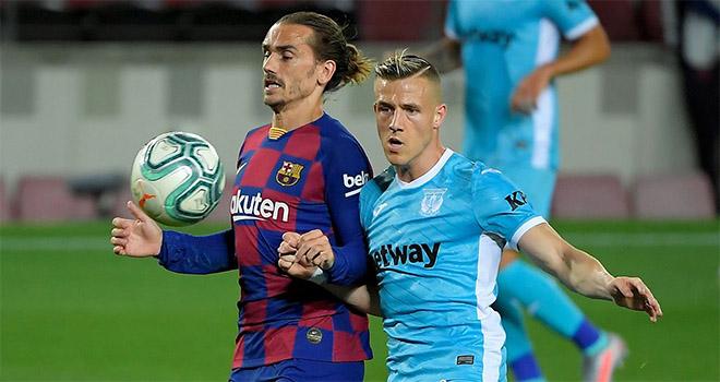 Ket qua bong da, Barcelona vs Leganes, Ansu Fati, Lionel Messi, Griezmann, Kqbd, bong da, bóng đá, kết quả bóng đá Tây Ban Nha, kết quả La Liga, tin tuc bong da, Barca
