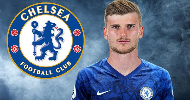 Tin tuc bong da, Chuyển nhượng Chelsea, Timo Werner chính thức gia nhập Chelsea, chuyển nhượng, chuyển nhượng bóng đá, Chelsea mua Timo Werner, Werner, Chelsea, bong da