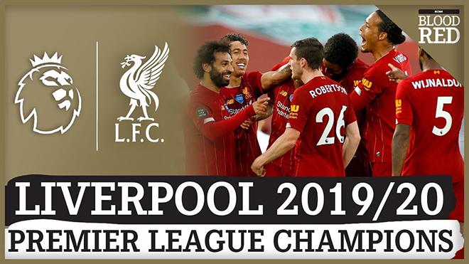 Liverpool vô địch Ngoại hạng Anh sau 30 năm chờ đợi: Nhà vua đã trở lại