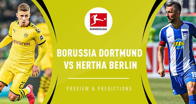 Truc tiep bong da, Dortmund vs Hertha Berlin, Fox Sports, Lịch thi đấu Bundesliga, trực tiếp bóng đá, Dortmund vs Berlin, xem bóng đá trực tuyến, trực tiếp bóng đá Đức